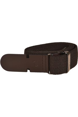 Tod's MEN'S XCMCP770100HGRS800 FABRIC BELT