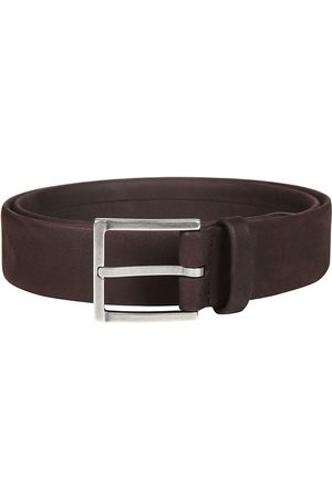 Orciani MEN'S U07550TESTAMORO LEATHER BELT