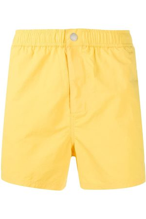Kenzo Men Swim Shorts - MEN'S FA55BA108SEA39 POLYAMIDE TRUNKS