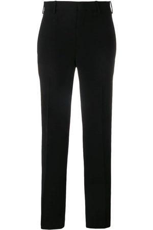 Neil Barrett WOMEN'S PNPA434HL05401 ACETATE PANTS