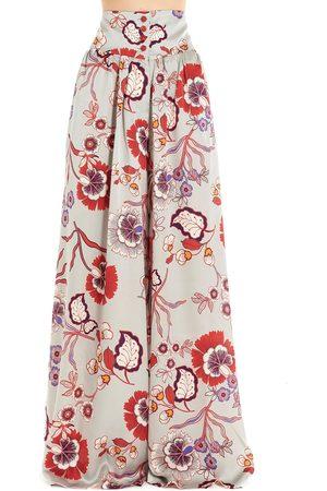 FAITH CONNEXION WOMEN'S W1543T00520331 MULTICOLOR PANTS
