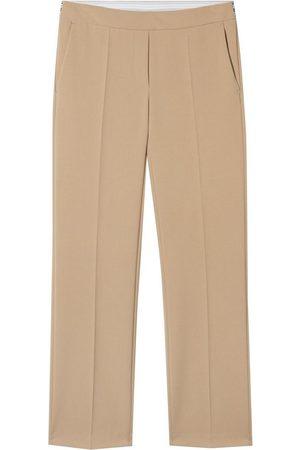 Luisa Cerano Cafe Latte Trousers 628196/2056
