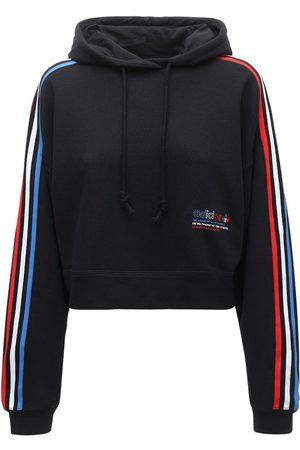 adidas Logo Sweatshirt Hoodie