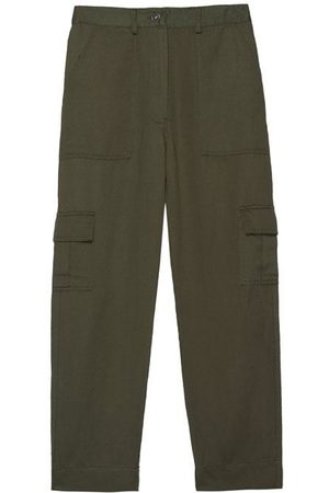 Rails Women Cargo Trousers - Cargo trousers olive