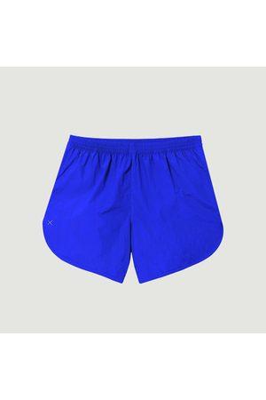 TRUE TRIBE Men Swim Shorts - Wild Steve Swimshort Curly