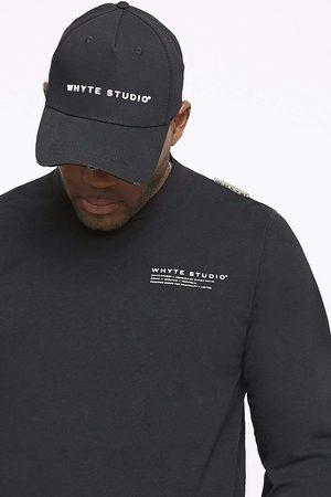 "Whyte Studio Men Hats - THE ""HIGHWAY"" MENS BASEBALL CAP"