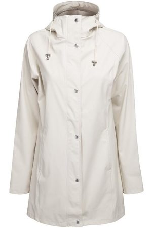 Ilse Jacobsen Rain87 Raincoat Milk Creme