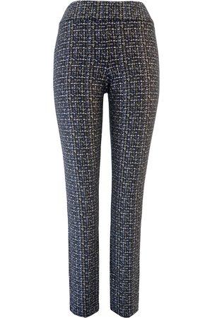 "Up Pants Women Skinny Trousers - 67047 Ponte 31"" Leg Slim Trousers - Vegas"