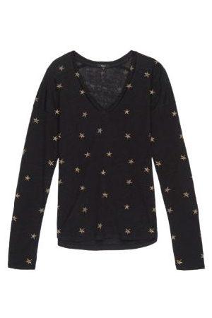 Rails Sami Long Sleeve T Shirt - Noir Animal Stars