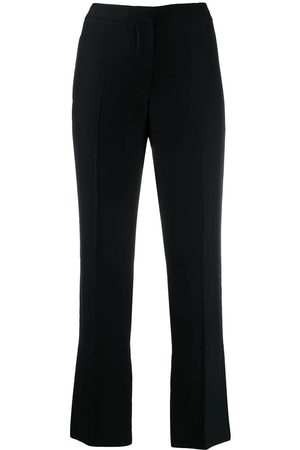 Alexander McQueen WOMEN'S 592309QEAAA1000 VISCOSE PANTS
