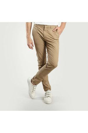 Norse projects Aros Slim Stretch Chinos Utility Khaki