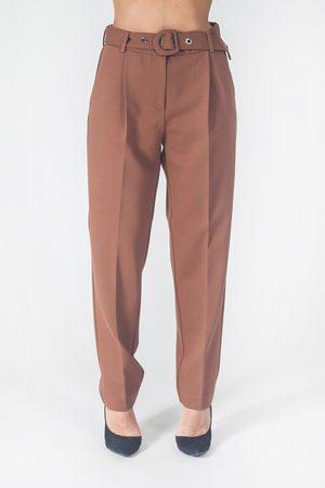 SFIZIO Women Trousers - Pantalone con cintura