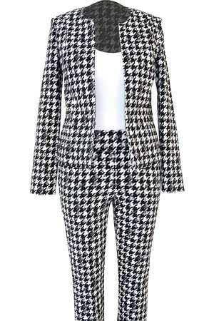 Up Pants 30184 Chanel Style Jacket - Gucci