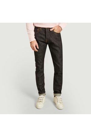 Momotaro Jeans High trapered 15.7 oz jean indigo