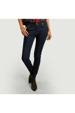 MUD Jeans Skinny Hazen raw jeans Strong