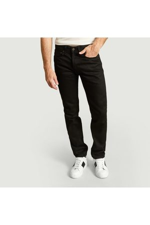 Edwin ED-80 Tinted Slim Tapered Selvedge Jeans Unwashed