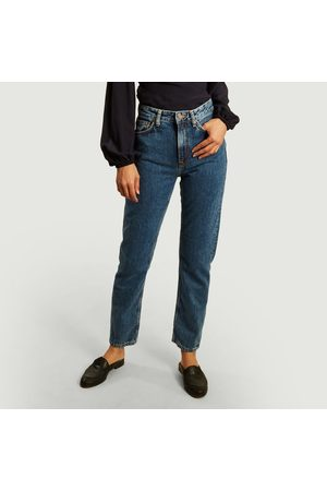 Nudie Jeans Breezy Britt regular tapered jeans Friendly Jeans