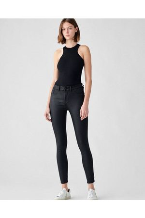 Dl Florence Medina Skinny Coated Jeans