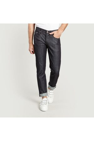 NAKED & FAMOUS Weird Guy - Stretch Selvedge Jeans Raw