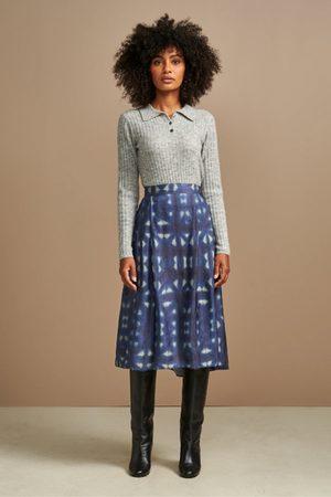 Bellerose Women Printed Skirts - Pacifico Print Skirt in