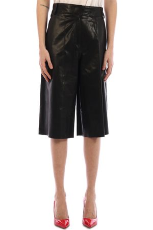 arma leder Women Trousers - Leather Trousers