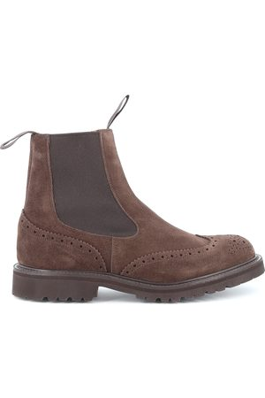 TRICKERS HENRY SUEDE VLT