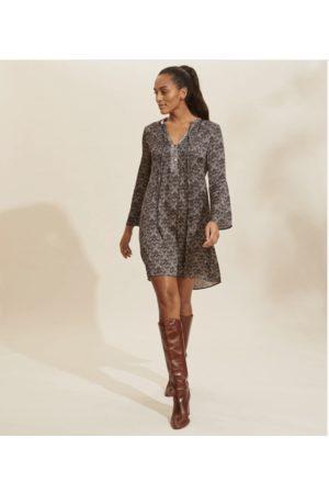 Odd Molly Women Dresses - Harper Dress in Asphalt