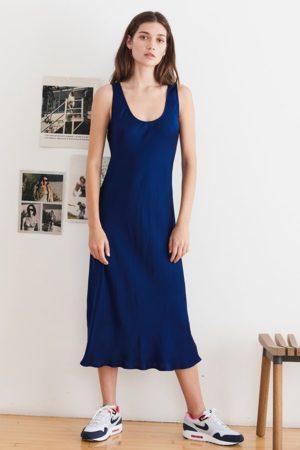 Velvet Ursula Satin Tank Dress