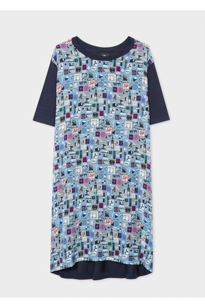 Paul Smith OUTLET Summer Chills Jersey Dress Colour:
