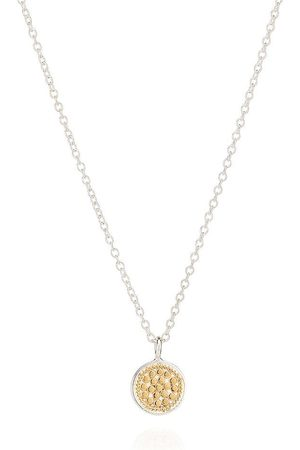 Anna Beck Classic Small Disc Necklace