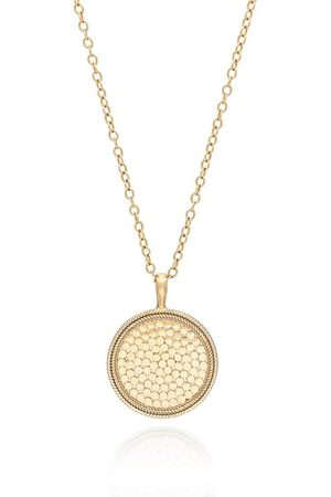Anna Beck Medalion Necklace
