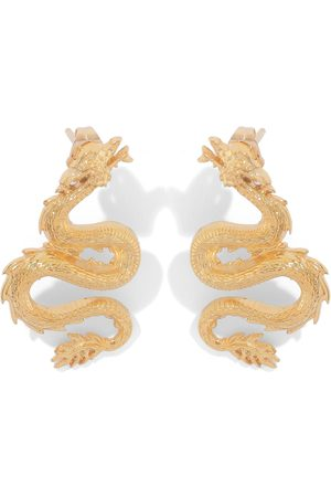 Natia X Lako Small Dragon Earrings