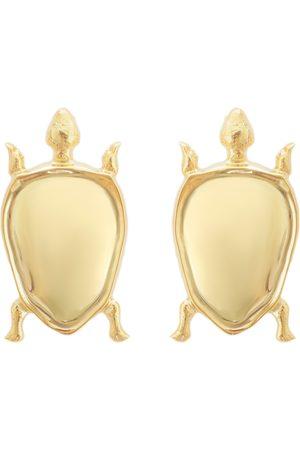 Natia X Lako Turtle Earrings