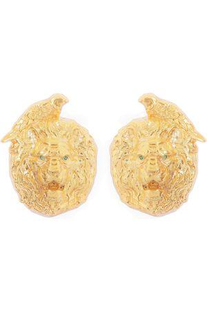 Natia X Lako Lion Earrings