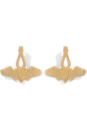 Natia X Lako Winged Bull Earrings