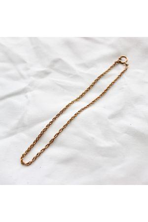 Juno Women Bracelets - VINTAGE DOUBLE LINK BRACELET