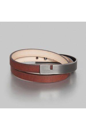 URSUL Men Bracelets - U-Turn Twice Bracelet Fauve