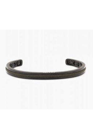 pig & hen Navarch 6mm Bracelet in Army /