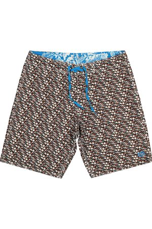 Panareha Men Swim Shorts - SANUR Men's RPET Boardshorts - - 36