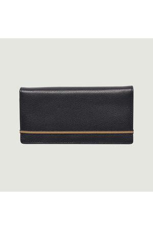 Carré Royal Women Purses & Wallets - Lascarbiches Flat Compagnon Wallet Carré Royal