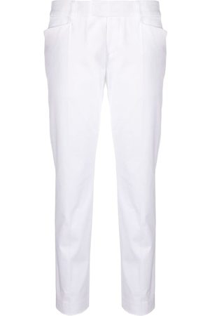 Dsquared2 Slim-fit low-rise tapered trousers