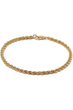Otiumberg Twisted-chain 14kt -vermeil Bracelet - Womens