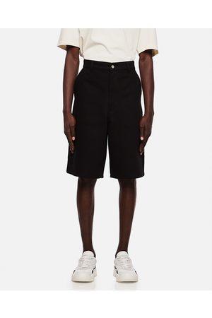 AMI Paris Men Shorts - WORKER COTTON SHORTS size L