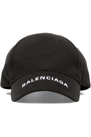 Balenciaga Logo print cap