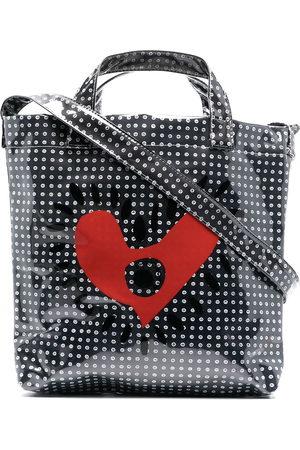 10 CORSO COMO Heart print tote bag