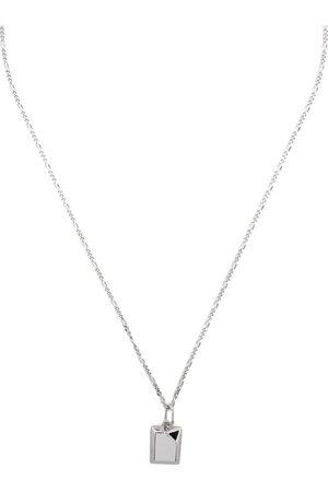CAPSULE ELEVEN Men Necklaces - Jewell Beneath Tag necklace