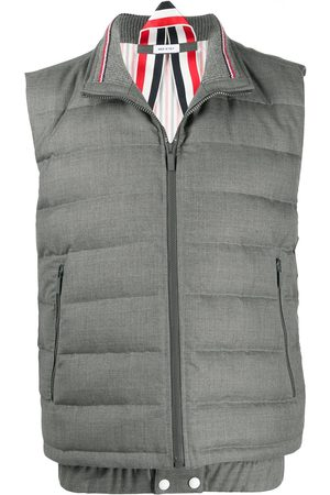 Thom Browne Super 120s down-filled ski vest