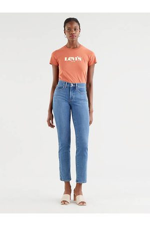 Levi's 314™ Shaping Straight Jeans - Neutral / Lapis Speed