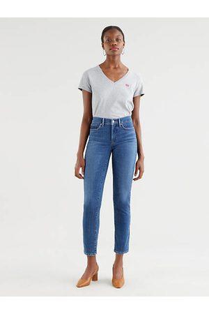 Levi's Women Slim - 312™ Shaping Slim Jeans - Neutral / Lapis Breeze