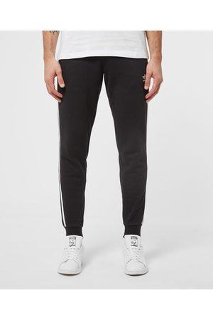 adidas Men Trousers - Men's 3-Stripe Track Pants